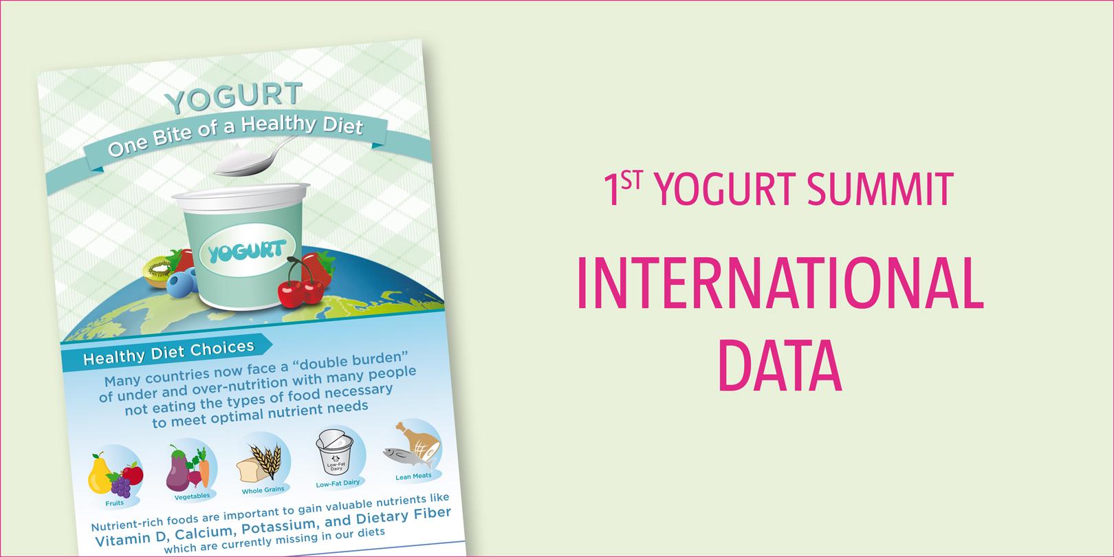 yogurt one bite of a healthy diet   yogurt in nutrition