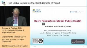 2.Consumption of Dairy Products and Public Health