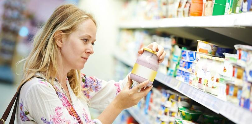 yogurt - vitamin D - calcium