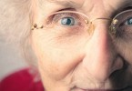 elderly woman - sarcopenia