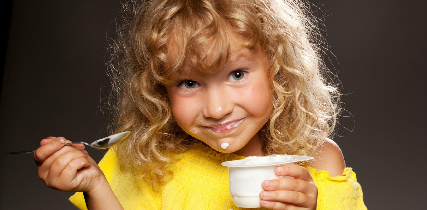 Impact of yogurt on cardiovascular risk in children