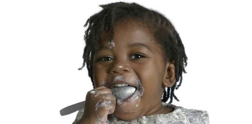 children - insulin - yogurt