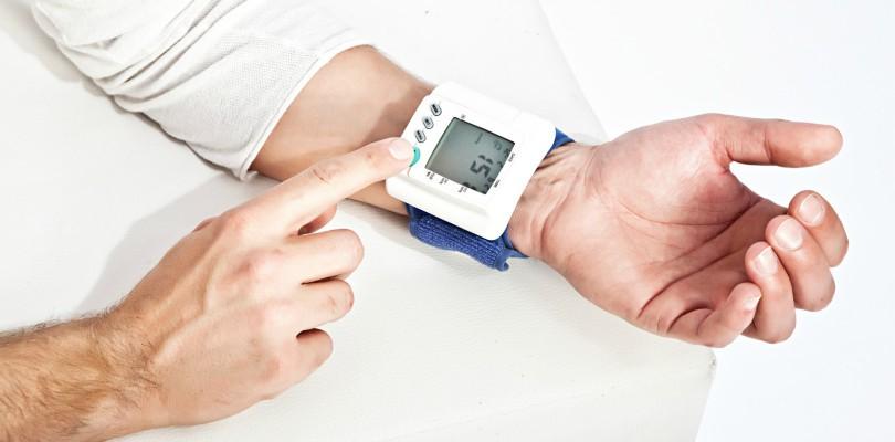 blood pressure measure - yogurt