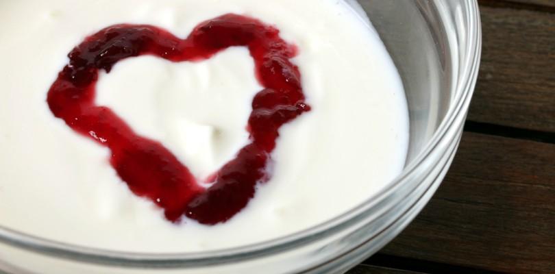 yogurt - fat - heart disease