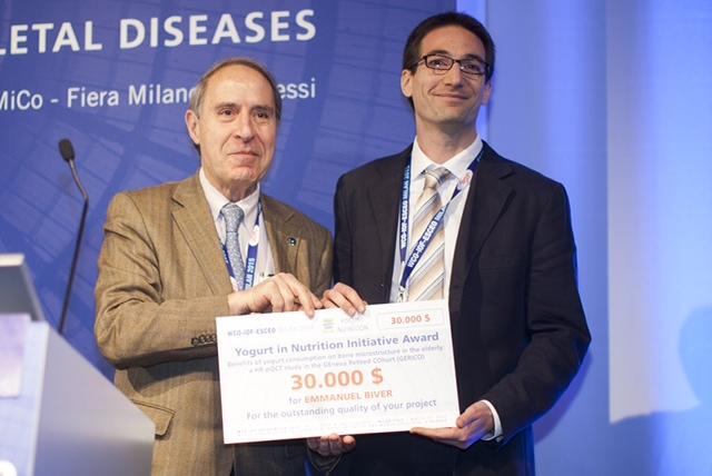 Winner of 2014 Yoghurt in Nutrition Grant