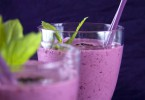 Smoothie-strawberry-yogurt