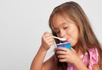 Adorable-Little-Girl-Eating-Yogurt