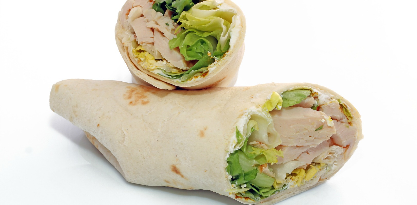 how to make a chicken wrap at home