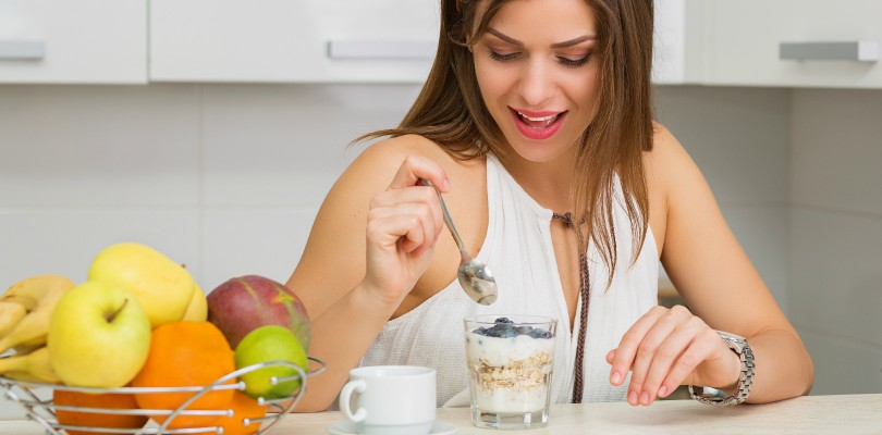Eating yogurt lowers the risk of weight gain in Russia