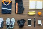 Sport-clothes-yogurt-accessories