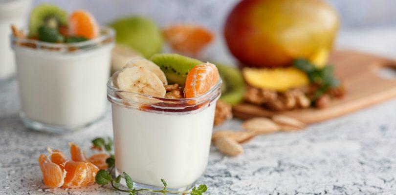 Benefits of yogurt reported by Dietitian Erika Ortiz