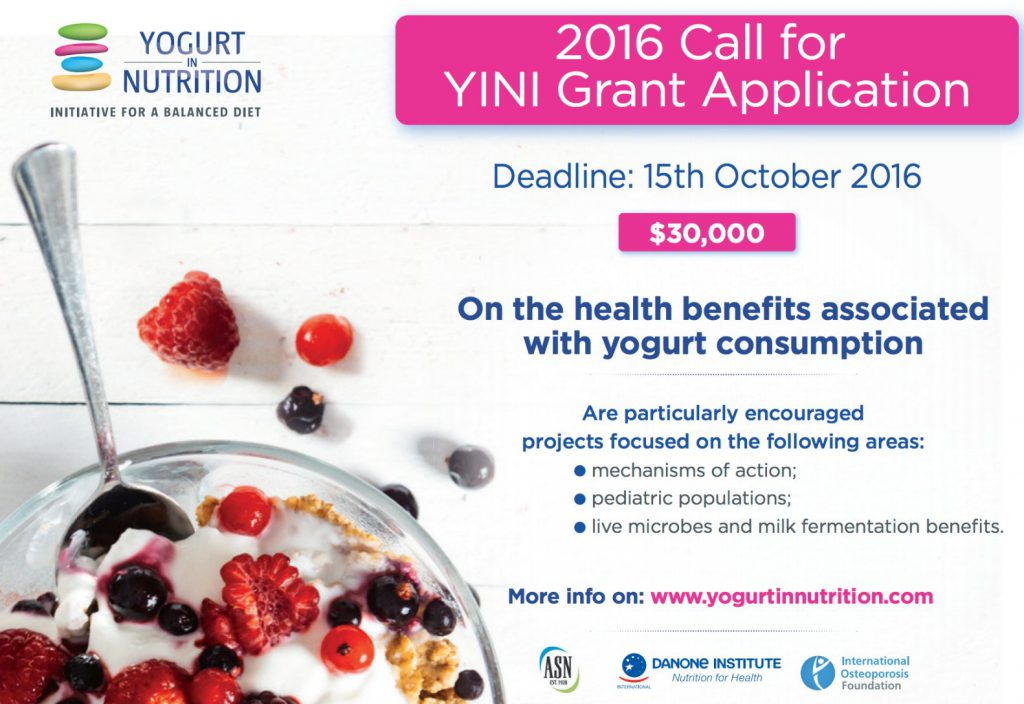 2016 Call for YINI Research proposals: apply now!