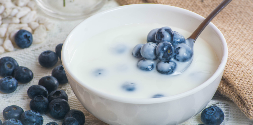 Yogurt has a potential role in weight management and prevention of type 2 diabetes