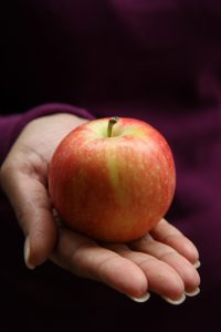 Azmina promotes healthy food swaps