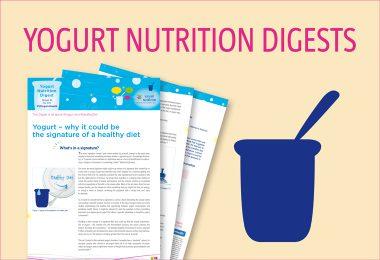 Yogurt Nutrition Digest Corner