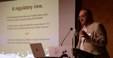 Lorenzo Morelli - ICD2016 - Granada - Yogurt and lactose: cooperation for nutrition