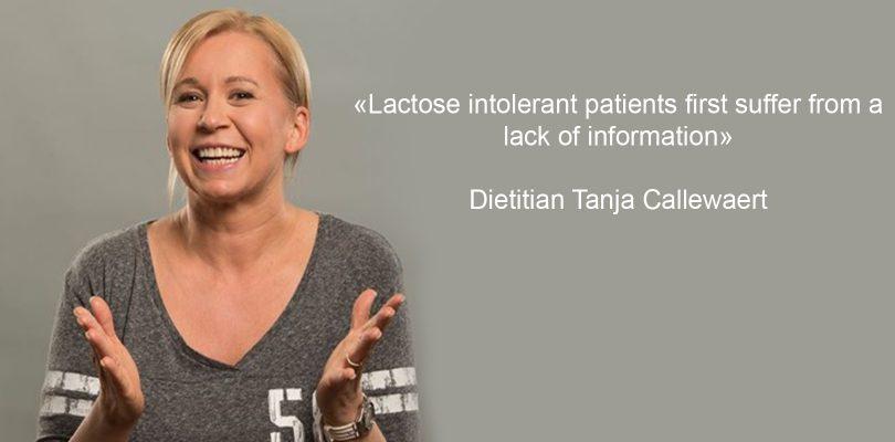 Lactose intolerant can eat yogurt, says Dietitian Tanja Callewaert