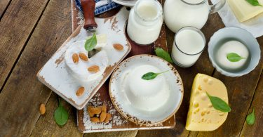 Dairy proteins have glucoregulatory effects.
