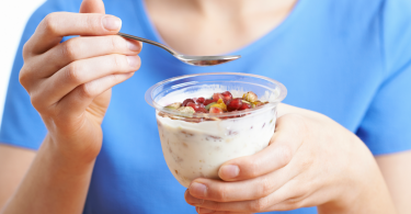 Probiotic yogurt can help maintain normal microbiota