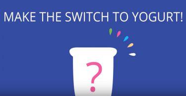 Make the switch to yogurt