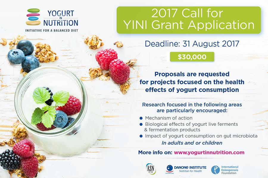 Call for proposal 2017
