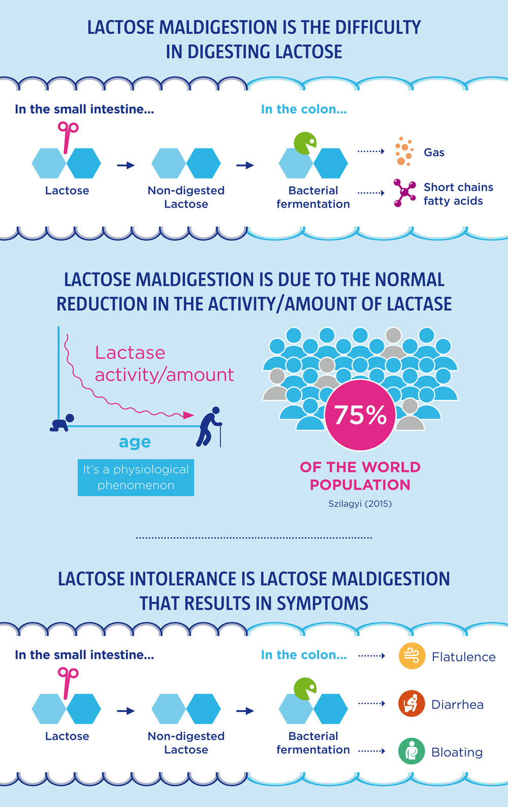 Image result for INFOGRAPHICS LACTOSE AND LACTASE