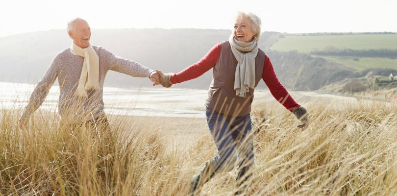 yogurt-bone-health-senior-woman-physical
