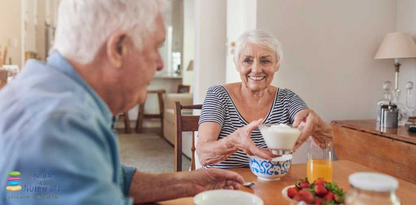 cheese and yogurt to help prevent obesity and type 2 diabetes in older adults