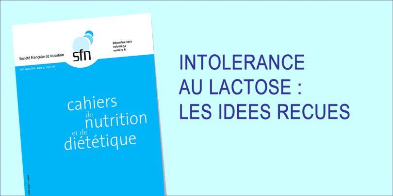 Intolerance au lactose les idées recues