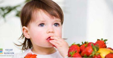 nurturing healthy eating in children