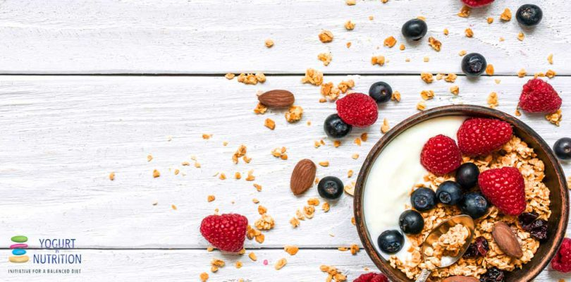 How To Build Healthy Eating Habits Yogurt In Nutrition