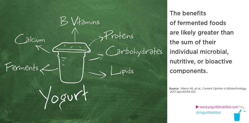 the benefits of fermented foods are greater than the sum of the microbial, nutritive and bioactive components