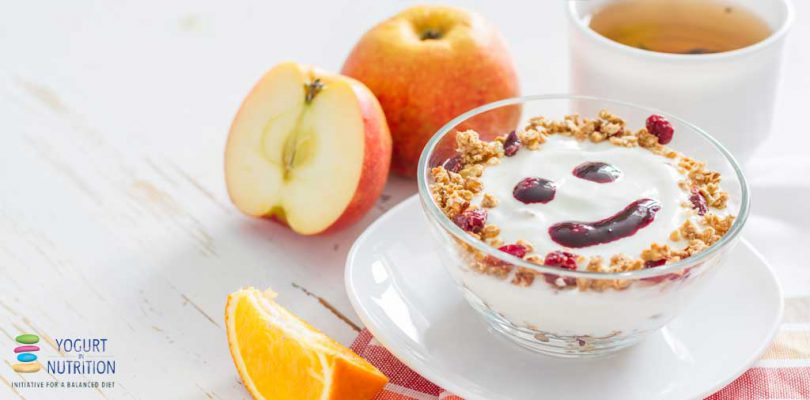 How yogurt can influence your mood