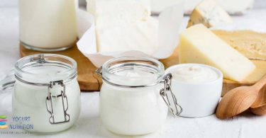 Low-fat or full-fat fermented dairy products, such as yogurt, may benefit cardiovascular health