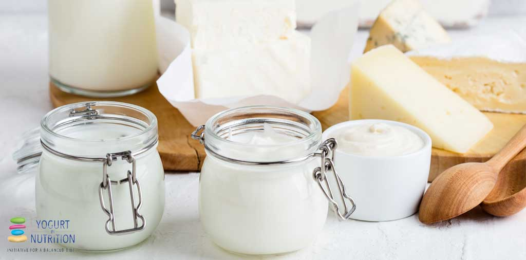 Low-fat or full-fat fermented dairy products, such as yogurt, may benefit cardiovascular health ...