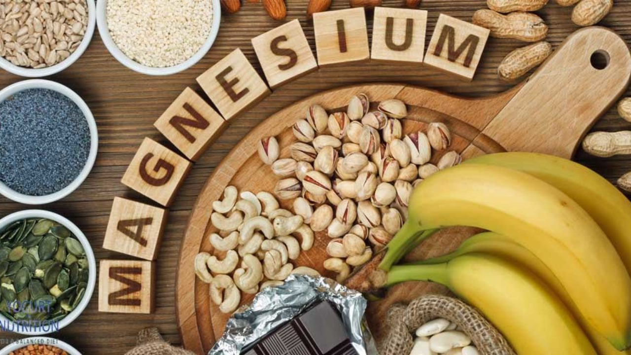 Magnesium, also found in yogurt, may help protect against cardiovascular  diseases risk - Yogurt in Nutrition