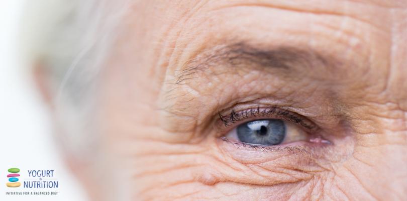 Set your sights on a regular yogurt consumption… to keep cataracts at bay?