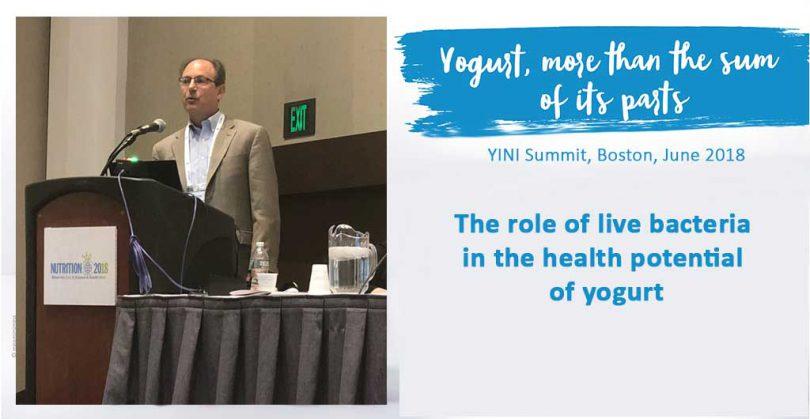 YINI Summit - Robert Hutkins - living ferment of yogurt and health