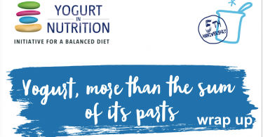 yogurt benefits and dairy matrix at the boston nutrition 2018 symposium