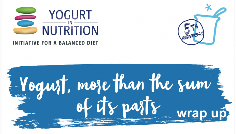 yogurt benefits and dairy matrix at the boston nutrition 2018 symposium