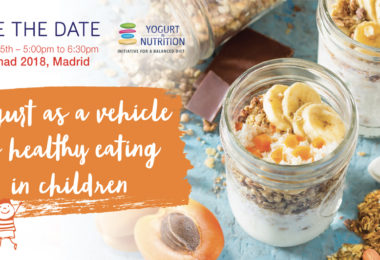 YINI Symposium - Yogurt as a vehicle of healthy eating in children