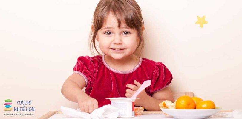 Yogurt could be the solution for many children allergic to cow's milk