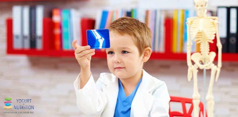YINI post - Children bone health