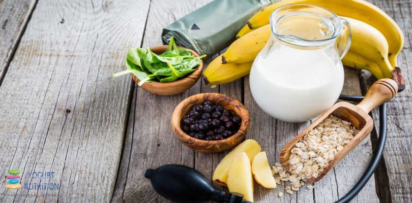 YINI - Yogurt as part of healthy lifestyle to control blood pressure