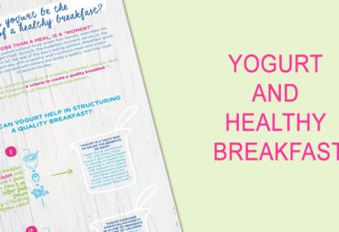 Could yogurt be the foundation of healthy breakfasts?