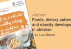 YINI conference - foods, dietary patterns in children