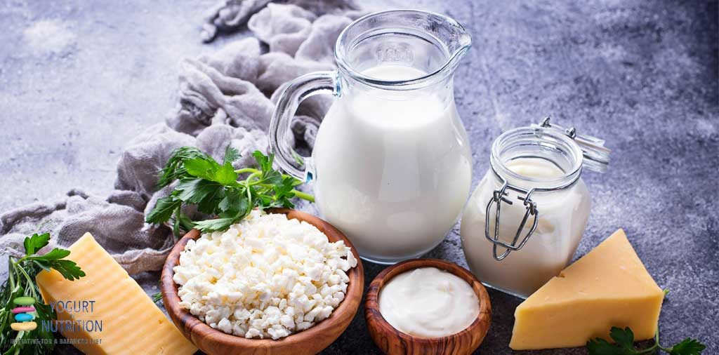 health problems in a diet that lack dairy