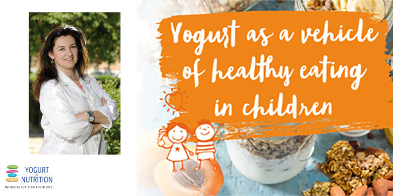 Yogurt as a vehicle of healthy eating in children - AM Lopez Sobaler