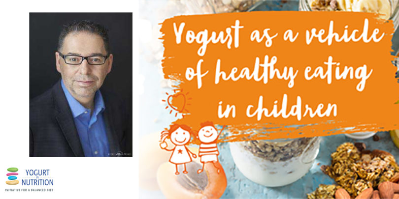 Yogurt as a vehicle of healthy eating in children- André Marette