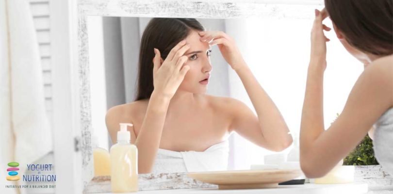 YINI - Questions remain over the link between dairy products and acne
